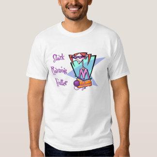 Camiseta rígida del calcetero que delira camisas