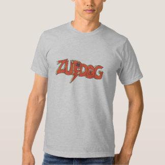 camiseta roja de las adolescencias del zupdog remeras