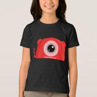Camiseta roja de los chicas de Oso