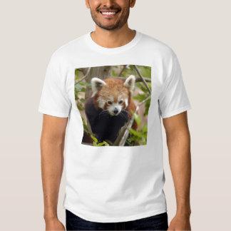 Camiseta roja Panda-023 Polera
