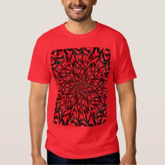 Camiseta roja playeras