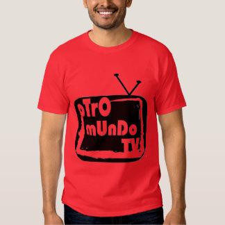 Camiseta roja polera