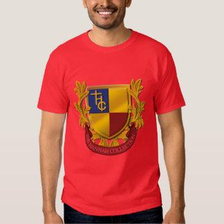Camiseta roja poleras