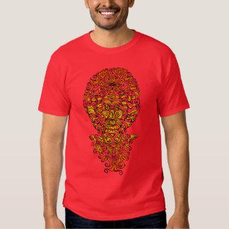 Camiseta roja remeras