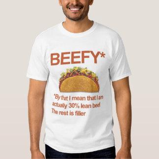 Camiseta rolliza Taco Bell del Taco Remeras
