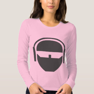 Camiseta rosada principal de Val Playeras