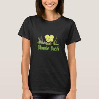Camiseta rubia de Bush
