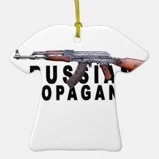 Camiseta rusa N p del estilo del vintage de la pro Ornamente De Reyes