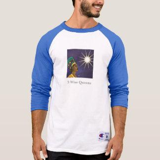 Camiseta sabia del Queens 3 Poleras