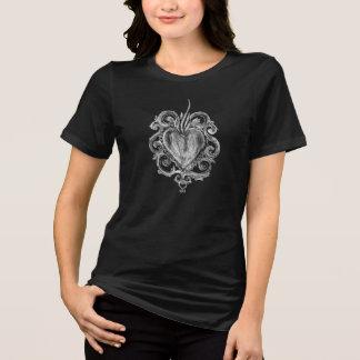 Camiseta sagrada del corazón remeras