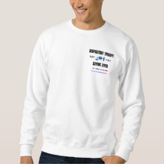 "Camiseta ""salvares vidas del RT "" Sudaderas Encapuchadas"