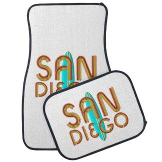 CAMISETA San Diego Alfombrilla De Auto