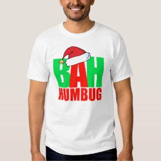 Camiseta santa divertido del navidad del poleras
