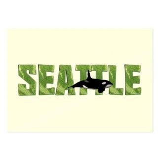 CAMISETA Seattle Tarjeta Personal