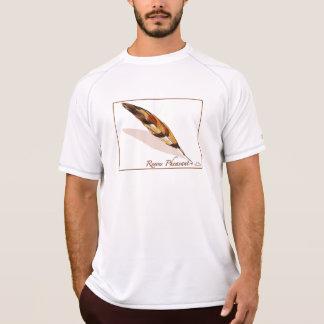 Camiseta seca de la malla de Doble del faisán de 0
