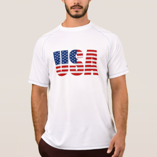 Camiseta seca del músculo del doble del campeón de