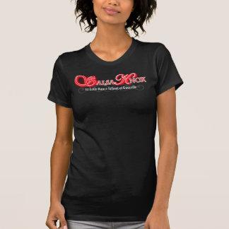 Camiseta semi favorable del equipo de SalsaKnox Poleras
