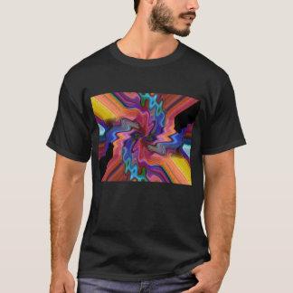 Camiseta sensacional del átomo