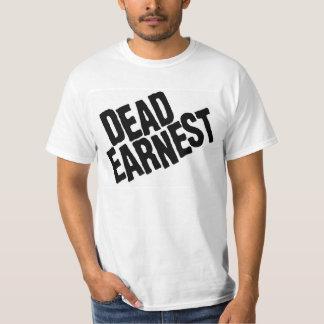 Camiseta seria muerta polera