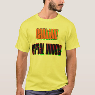 Camiseta serial de Hugger