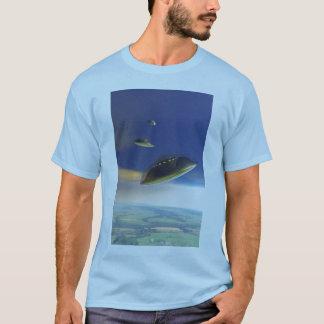 Camiseta silenciosa de la invasión 2