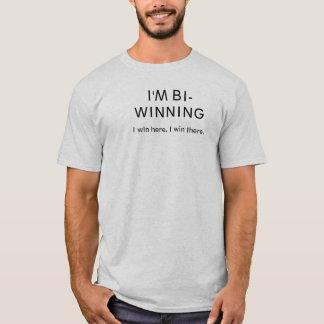 CAMISETA simple de BI-WINNING