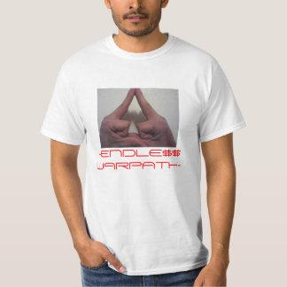 camiseta sin fin del warpath