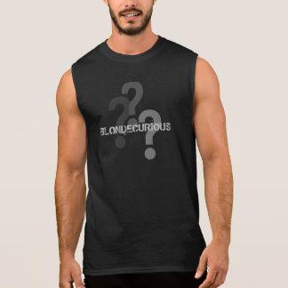 Camiseta sin mangas de Blondecurious