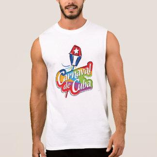 Camiseta sin mangas de Carnaval de Cuba