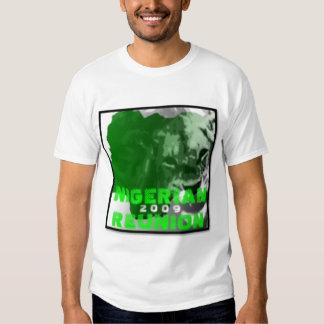 Camiseta sin mangas masculina de #1 Nigeria