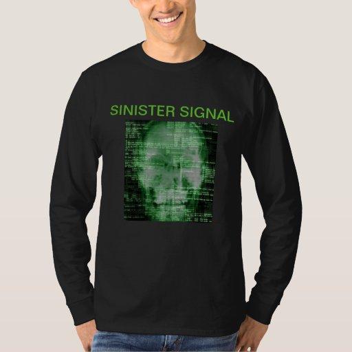 Camiseta SINIESTRA de la SEÑAL [MANGA LARGA] Camisas