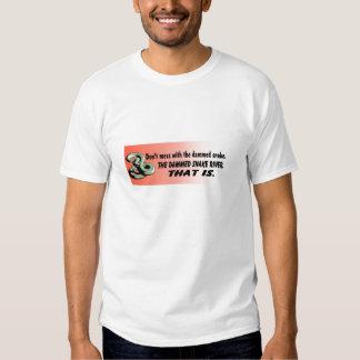 Camiseta SnakeRiver2 Poleras