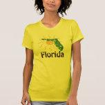 Camiseta soleada de la Florida