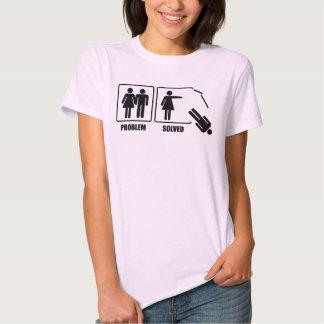 Camiseta solucionada problema playeras