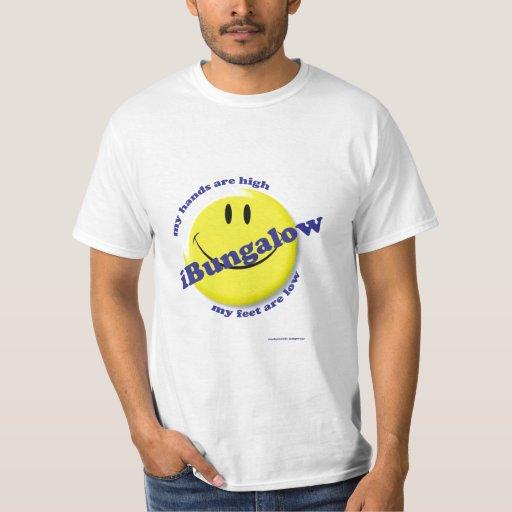 Camiseta sonriente de IBungalow Remeras
