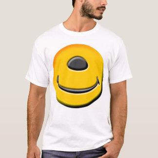 ¡Camiseta sonriente tuerta! Playera
