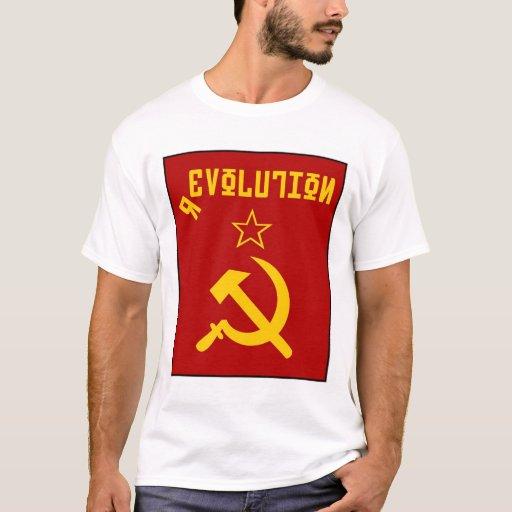 Camiseta soviética