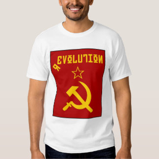 Camiseta soviética playera