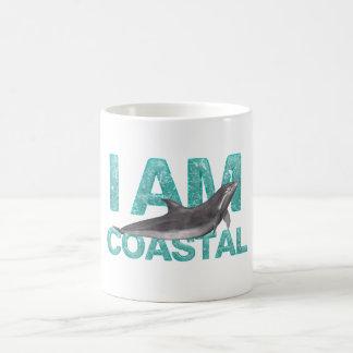 CAMISETA soy costero Taza De Café