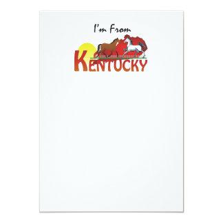 CAMISETA soy de Kentucky Invitaciones Personales