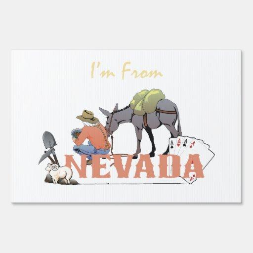 CAMISETA soy de Nevada