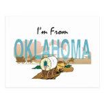CAMISETA soy de Oklahoma Postal