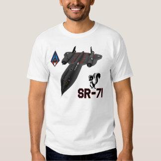 Camiseta SR-71 Polera