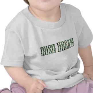 CAMISETA ST PATRICKS DAY IRISH DREAM 2