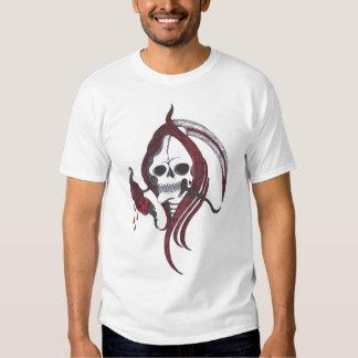 Camiseta subió sangre del segador playera