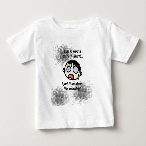 Camiseta sucia (ropa ligera)