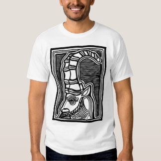 Camiseta sumeria del espolón por AncientAgesPrints Poleras