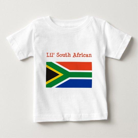 Camiseta surafricana de Lil