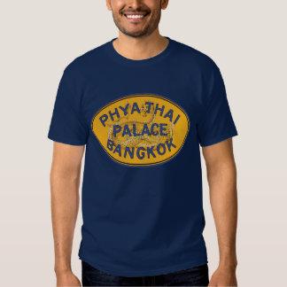 Camiseta tailandesa de Bangkok del palacio de Phya Camisas