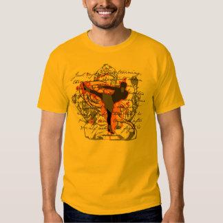 Camiseta tailandesa de Muay Camisas